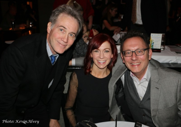 Boyd Gaines, Carrie Preston and Michael Emerson