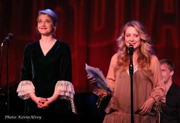 Jennifer Mudge and Vanessa Reseland