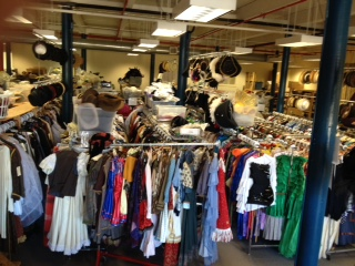 BWW Interview: Between Magic and Camouflage: The Costume Collection at MSMT