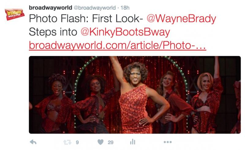 BroadwayWorld is Everywhere- Interact with Us With Apps & Social Media Today!