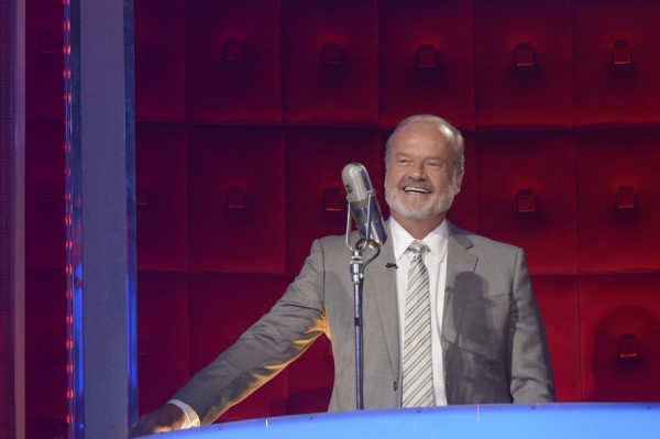 BEST TIME EVER WITH NEIL PATRICK HARRIS -- Episode 108 -- Pictured: Kelsey Grammer -- (Photo by: Virginia Sherwood/NBC)