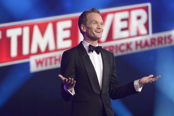 BEST TIME EVER WITH NEIL PATRICK HARRIS -- Episode 108 -- Pictured: Neil Patrick Harris -- (Photo by: Virginia Sherwood/NBC)
