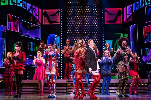 KINKY BOOTS Extends Again in Toronto; GASLIGHT, with GAME OF THRONES Stars, Moves Venues