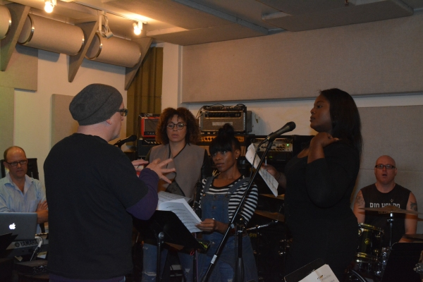 Donnie Kehr, Andrea Dora, Angela Wildflower and Amma Osei