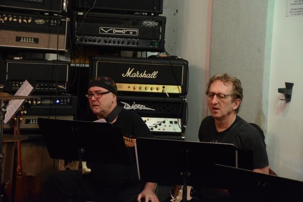 Kevin Kuhn and John Putnam