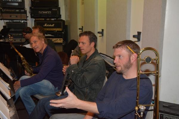 Jay Leslie, Dave Spier and Joe Snyder