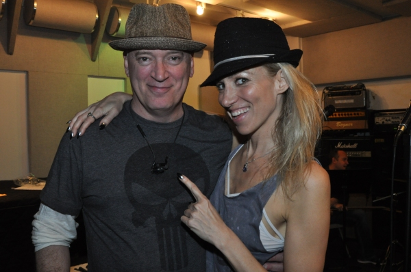 Donnie Kehr and Debbie Gibson