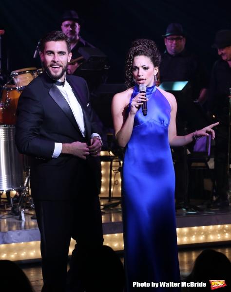 Josh Segarra and Ana Villafane