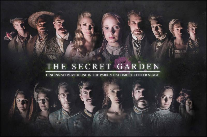 Photos: First Look at Cast and Crew Portraits of Baltimore Center Stage's THE SECRET GARDEN