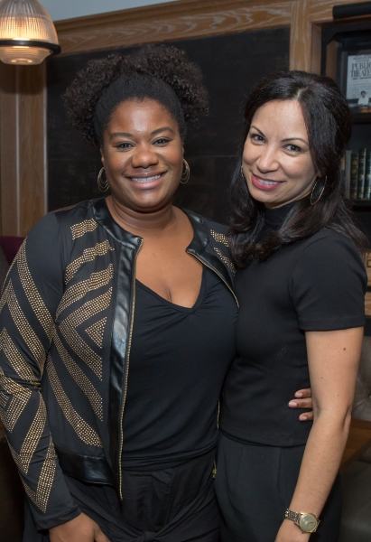 Adrienne C. Moore and Stephanie Ybarra