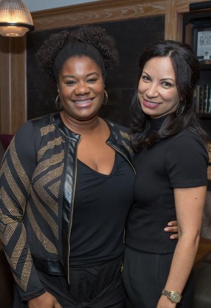 Adrienne C. Moore and Stephanie Ybarra