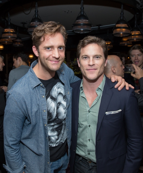 Colin Hanlon and Michael Doyle  Photo