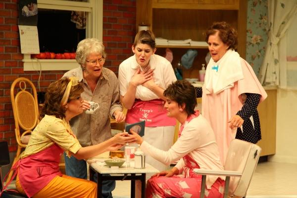 Christine Brunner, Caitlin Larsen, Maretta Zilic, Julia Geisler and Patricia Linhart Photo