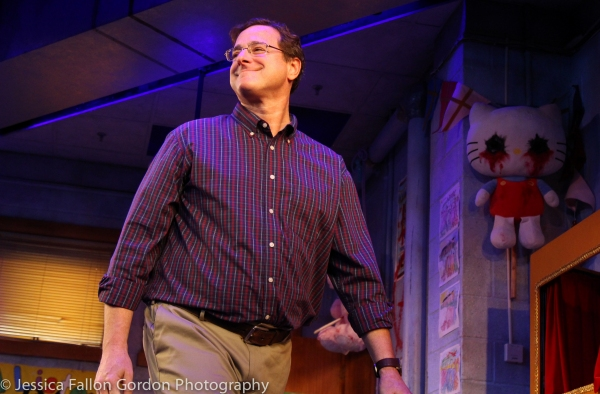 Photo Coverage: Bob Saget is Back on Broadway in HAND TO GOD!