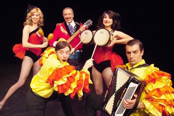Aaron Miller and Paul Baird, Lila Dupree, Marcelo Tubert and Olivia Cristina Delgado Photo