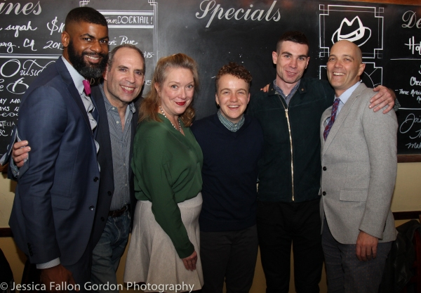 Photo Coverage: Inside the Opening Night Celebration of Playwrights Horizons' HIR