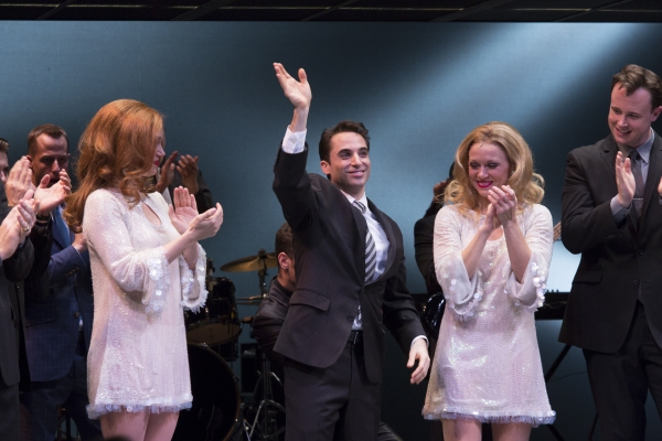Photo Coverage: Oh, What an Afternoon! JERSEY BOYS Celebrates 10 Years on Broadway