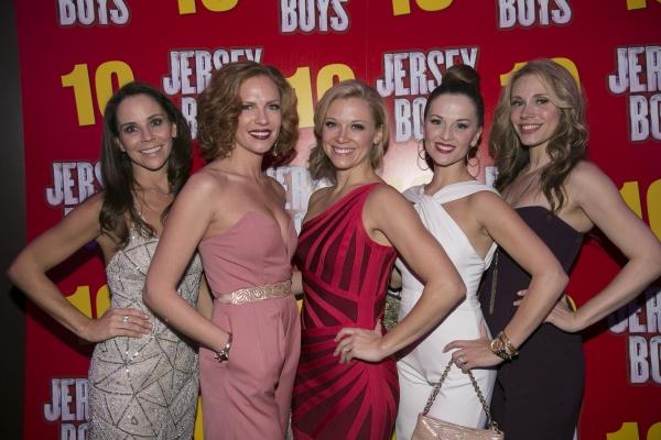 Sara Schmidt, Candi Boyd, Cara Cooper, Katie O'Toole, Jessica Rush