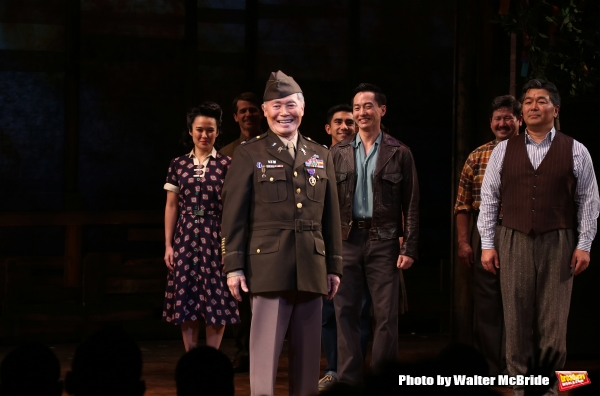 A Sad Farewell- Travel Down ALLEGIANCE's Road to Broadway!