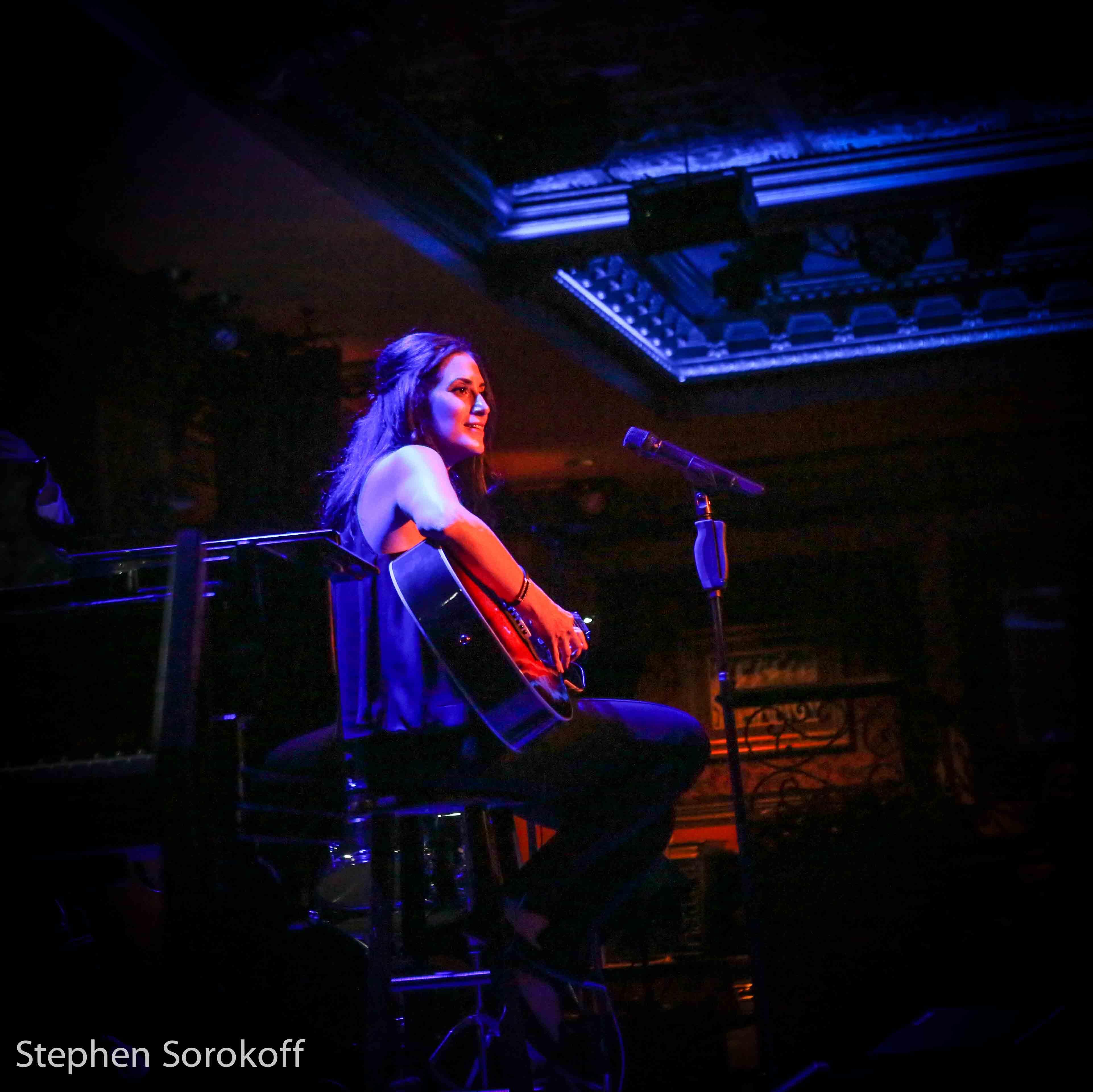 Jennifer Diamond Reunites with Richard Jay-Alexander at Joe's Pub 3/27