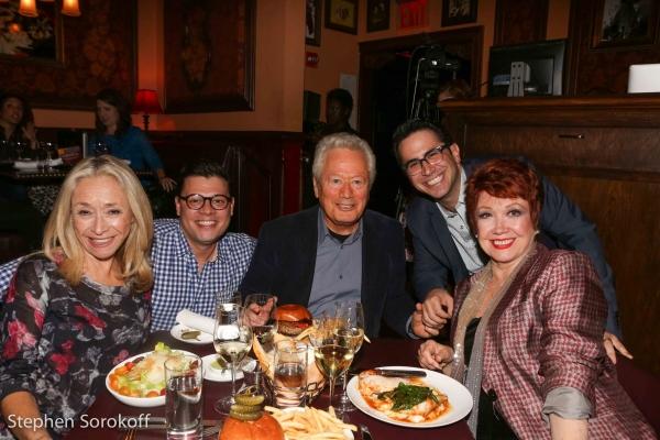 Eda Sorokoff, James Kinney, Stephen Sorokoff, Robert Diamond, Donna McKechnie Photo