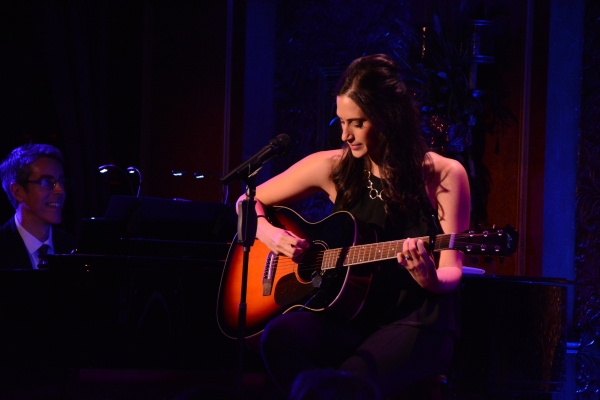 Photo Coverage: Jennifer Diamond Makes A Dazzling Feinstein's/54 Below Debut with IT'S MY FIRST TIME (PLEASE BE GENTLE)