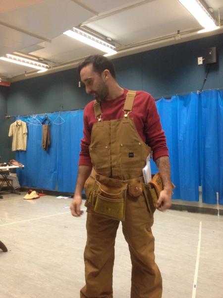 Matthew Pilieci as Paul Abbot