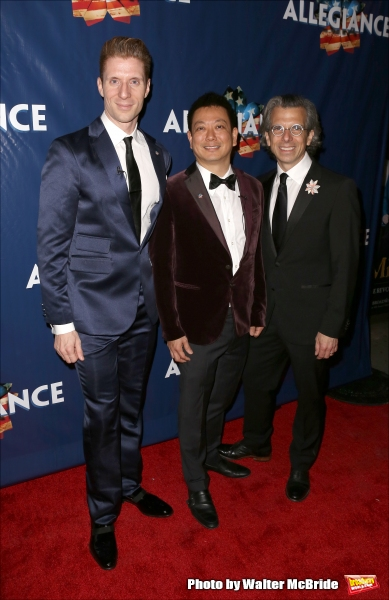 Lorenzo Thione, Jay Kuo and Marc Acito