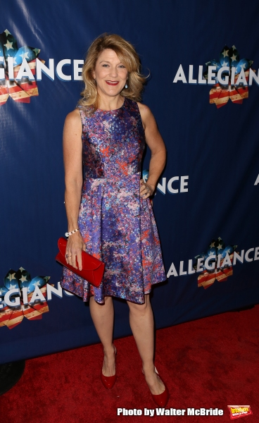 Photo Coverage: On the Opening Night Red Carpet for ALLEGIANCE!