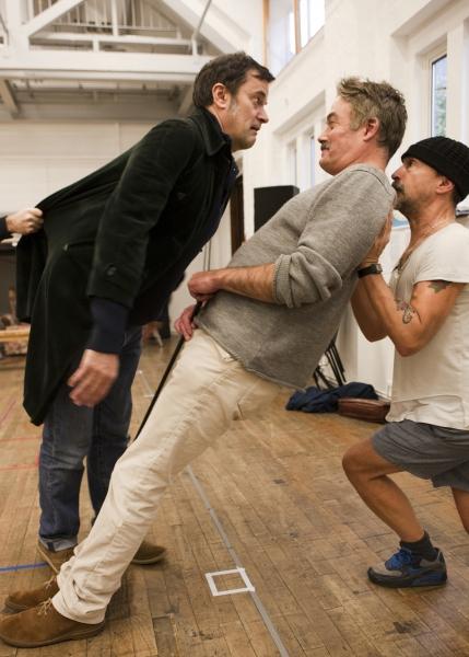 Tony Gardner, Robert Portal and Simon Gregor