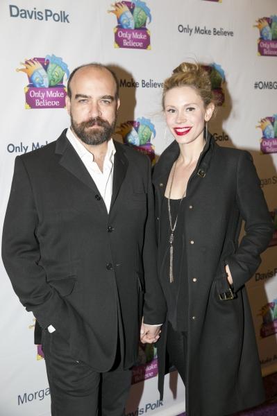 Eric Anderson & Jessica Rush