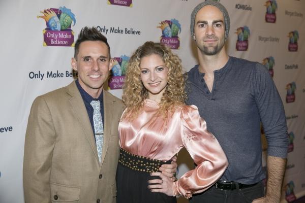 Nick Cearley, Lauren Molina,