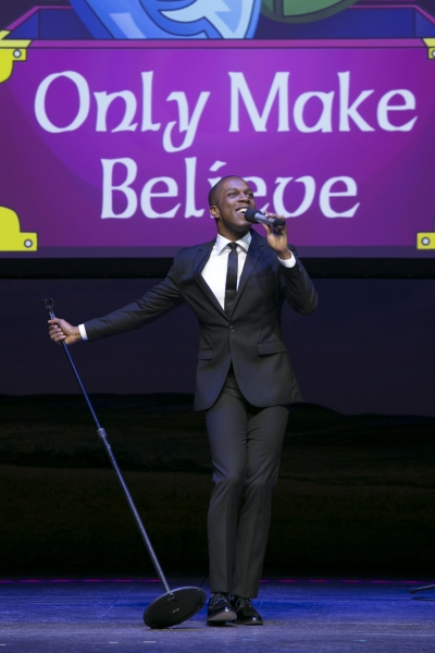 Photo Coverage: Rob McClure. Leslie Odom Jr. & More Perform at MAKE BELIEVE ON BROADWAY