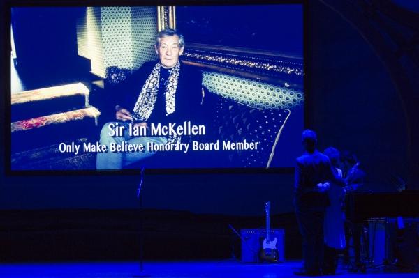Sir Ian McKellen, Alan Cumming, Dena Hammerstein
