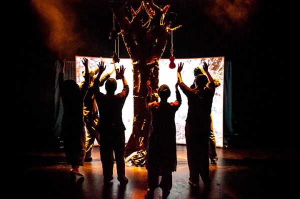 Photo Flash: THE KING OF CHELM Begins Tonight at the Kraine Theatre