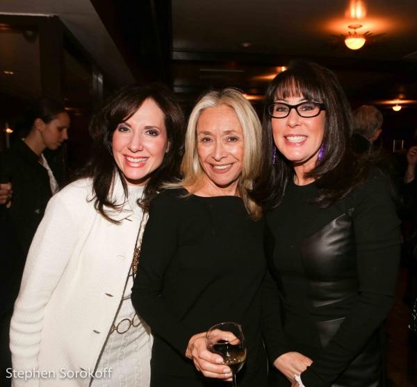 Deborah Silver, Eda Sorokoff, Catherine Adler