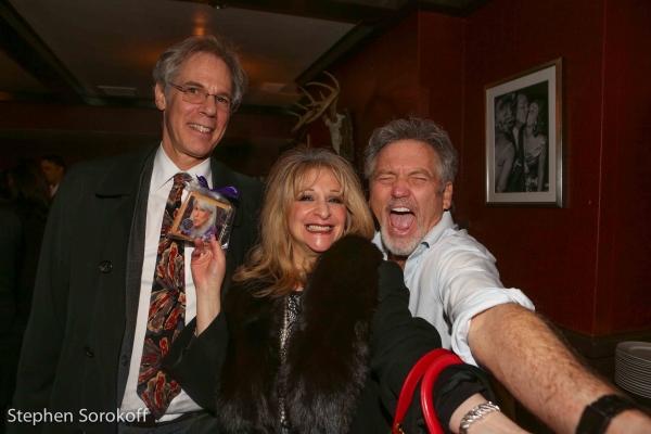Dr. John Wagner, Julie Budd, Larry Gatlin