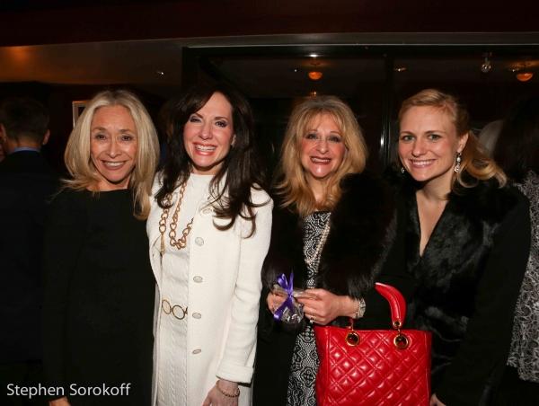 Eda Sorokoff, Deborah Silver, Julie Budd, HaleySwindal