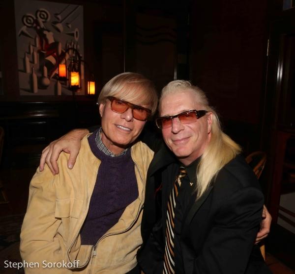 Chuck Steffan & Ron Abel