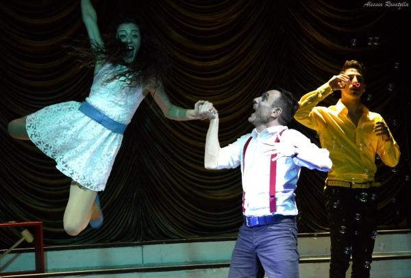 Photos: PROCESSO A PINOCCHIO a Teatro Sistina, 16 novembre