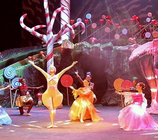 DÚLAND, EL PAÍS DE LOS DULCES, un nuevo musical familiar para las navidades