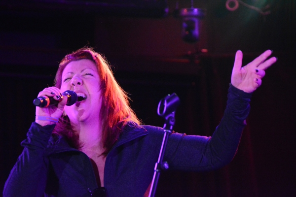 Photo Coverage: Inside ROCKERS ON BROADWAY's Concert Soundcheck!