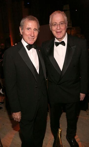 Jim Dale, Ron Chernow