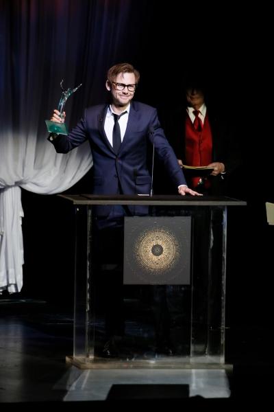 Photo Flash: See SPRING AWAKENING, TREVOR, 'CHAVEZ RAVINE' and More Win Big at LA STAGE Alliance's 2015 Ovation Awards