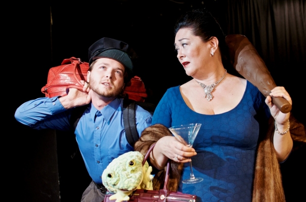 BWW Review: THE FROGS Leaps Into a Classic Battle to Prove Who is Best in His Art