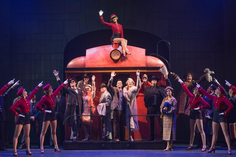 BWW Review: BULLETS OVER BROADWAY is Boffo in Music City