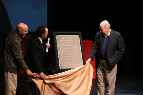 Richard Crystal, Billy Crystal and Joel Crystal