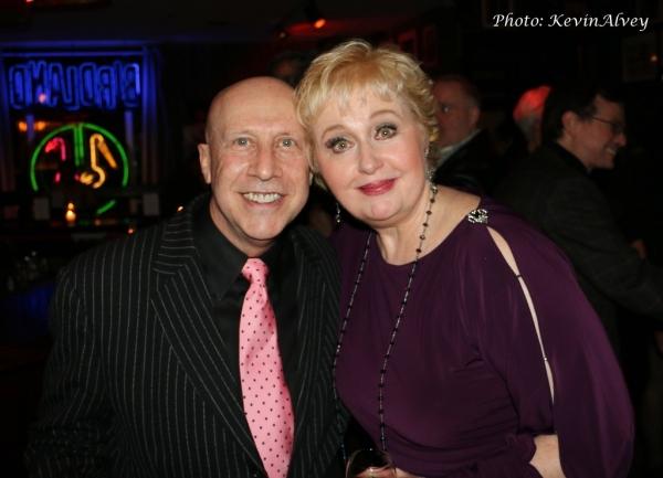Alex Rybeck and Sally Mayes