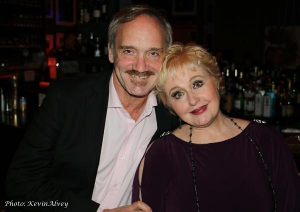 Rick Jensen and Sally Mayes