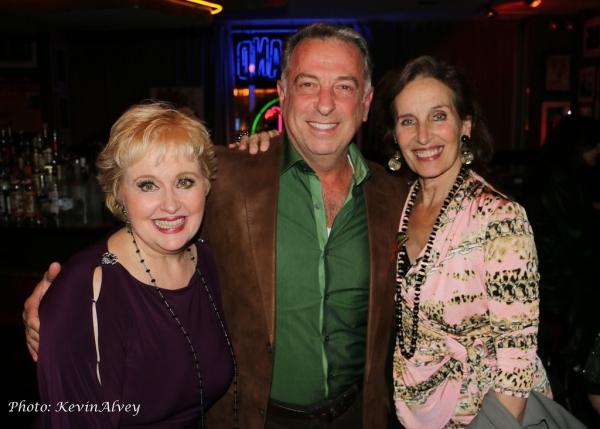 Sally Mayes, Michael Marotta and Andrea Marcovicci